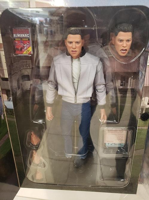 Biff Tannen - Back to the Future NECA figure