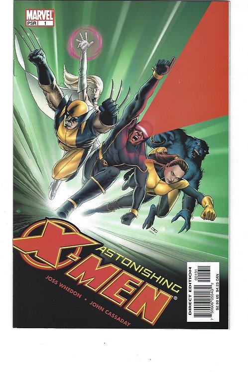Astonishing X-Men #1 (2013)