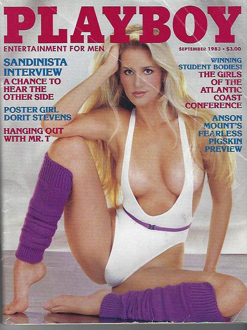 Playboy Sept. 83