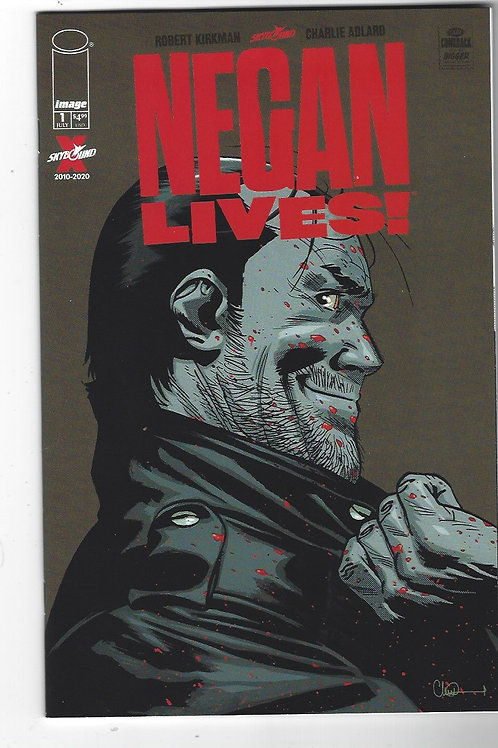 Negan Lives! #1 (1st printing)