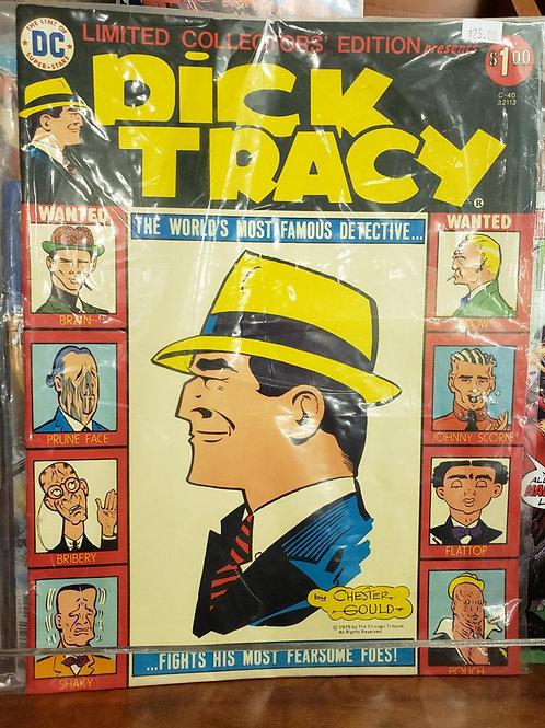 Limited Collector's Edition #40 - Dick Tracy