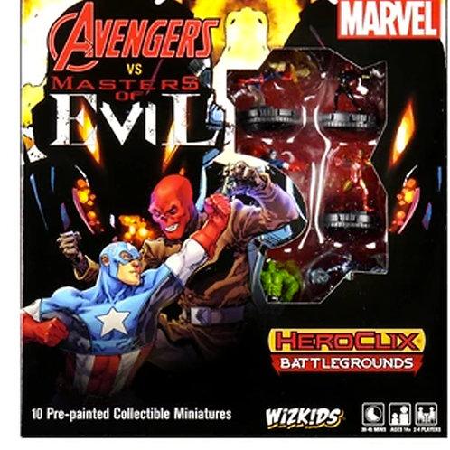 Heroclix: Avengers vs Masters of Evil Starter Set
