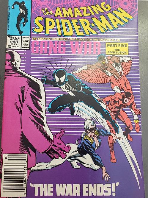 Amazing Spider-Man #288