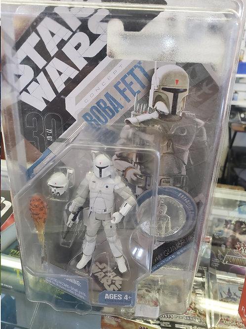 Star Wars (4 inch) Boba Fett - Concept