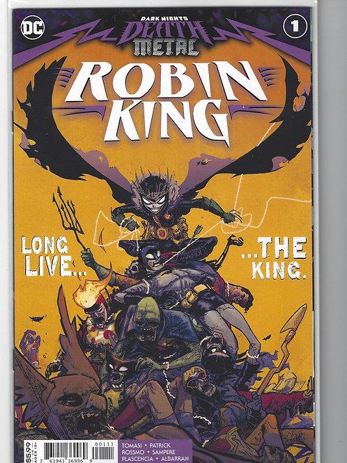 Death Metal: Robin King one-shot