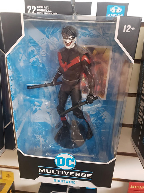 Nightwing (DC Multiverse) - McFarlane Toys - Death in the Family variant (2021)