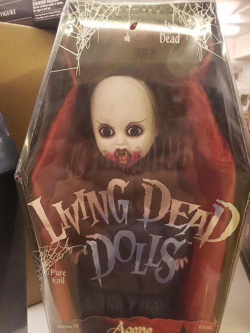 Agana - Living Dead Dolls - Mezco Toys Series 19 (2009) Collectible