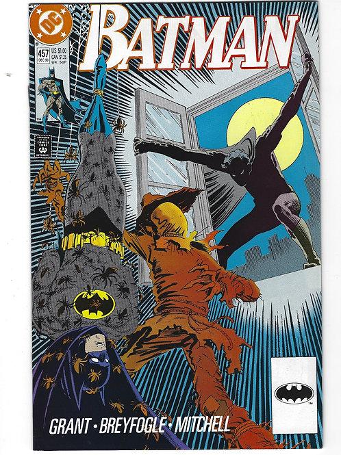 Batman #457 (Dec. 1990)