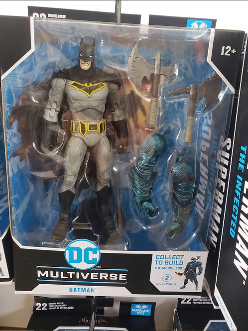 Batman - DC Multiverse (The Merciless Set) - McFarlane Toys, 2020 - brand new