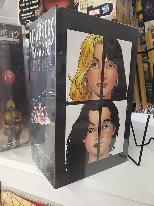 Strangers in Paradise Omnibus - Terry Moore, Abstract Studios, 2 volume set