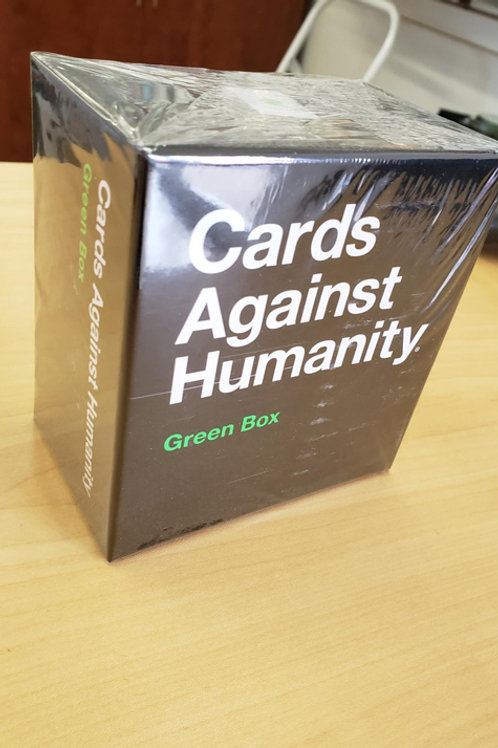 Cards Against Humanity - The Green Box