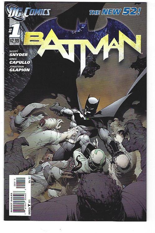 Batman #1 (Vol. 2) 2011
