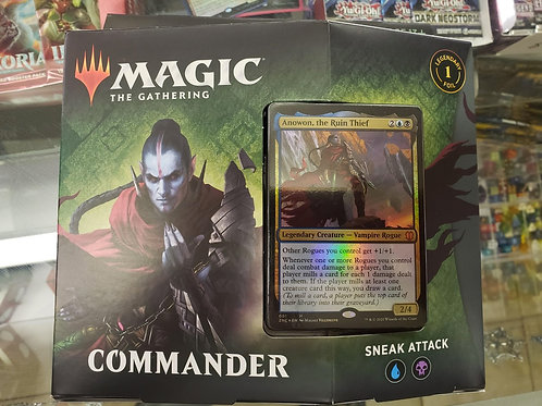 Magic the Gathering - Commander Sneak Attack