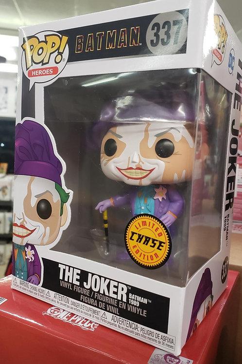 Joker - Funko Pop vinyl figure from Batman 1989 (#337 - Chase Variant figure)