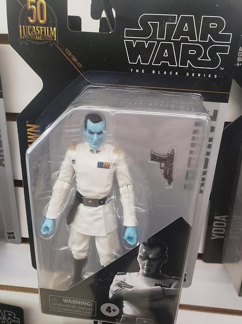 Grand Admiral Thrawn - Star Wars Black 6-inch series (2020)
