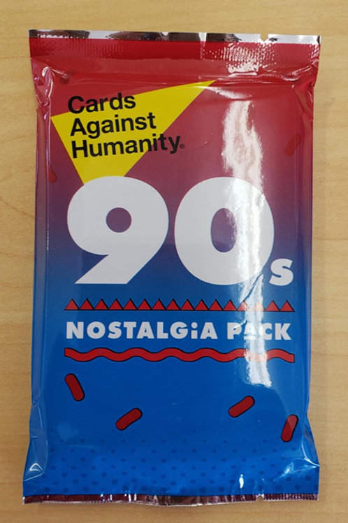 Cards Against Humanity - 90s Nostalgia Pack