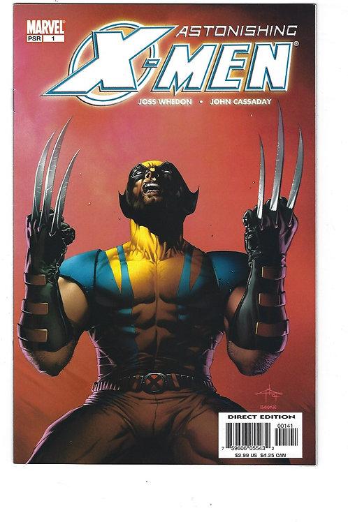 Astonishing X-Men (2013 series) #1