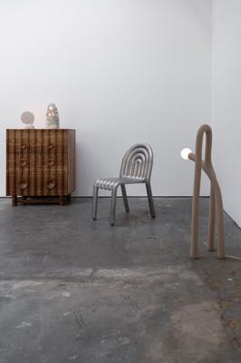 Against the Grain exhibition_Tom Dixon_Hot Wire Extensions_Jan Hendzel Studio_Attua Aparic