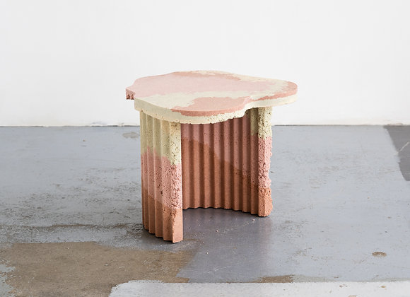 Wiggle Top Side Table