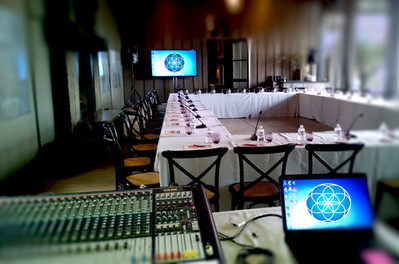 Board Meeting in Napa Valley