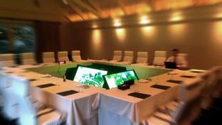 Non-boring Board Meeting