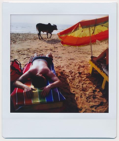 Candolem Beach, Goa.