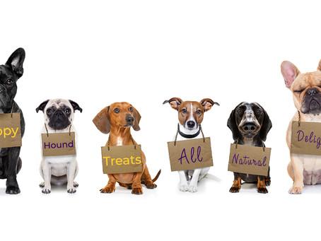 Healthy Dog Treats and Chews - Top 5 Natural Hacks