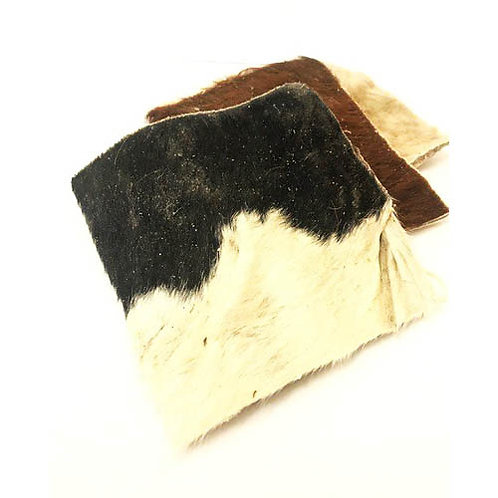 Beef Skin Chew with Fur (100g)