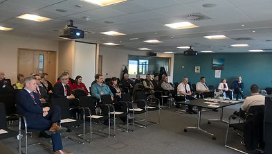 Bus operators Seminar in llandudno Junct