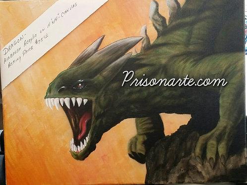 "Dragon - Artist ""Undisclosed"""