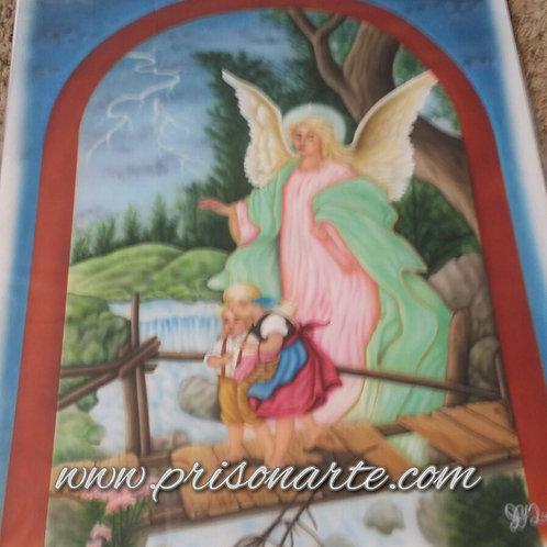 Guardian Angel - Artist Quijada
