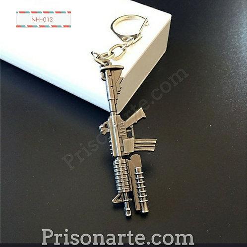 M16 W grenade Launcher Keychain
