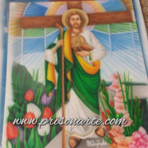 St. Jude - Artist Quijada
