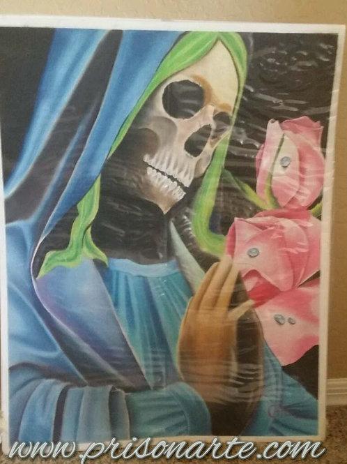 """Santa Muerte - Artist """"Che"""""""