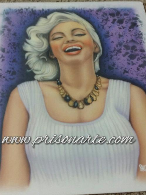 Marilyn Monroe - Artist Quijada