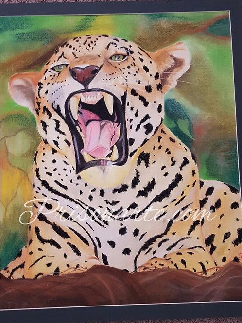 "Leopard - Artist ""Che"""