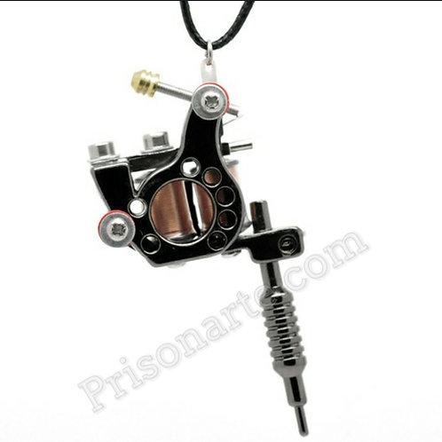 Tattoo Gun Keychain