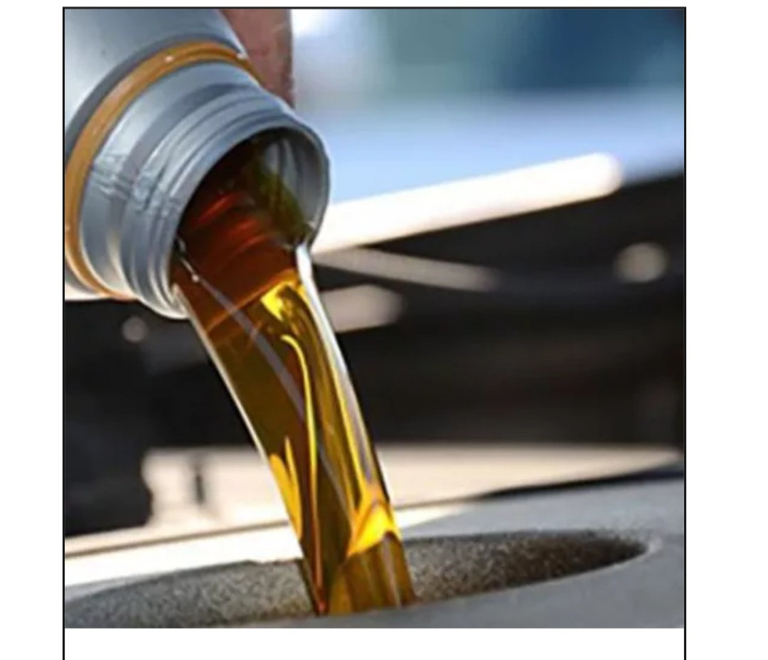 BYOO Bring your own oil