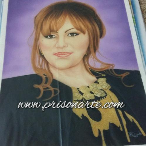 Jenny Rivera - Artist Quijada