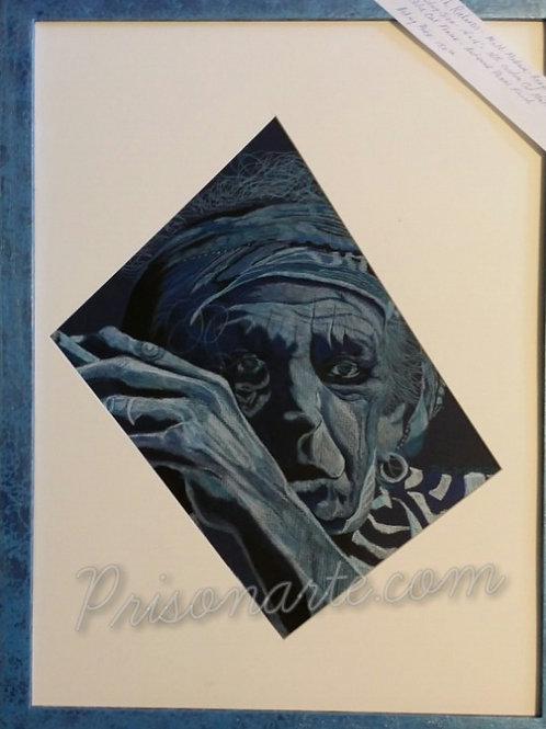 "Keith Richards-Artist ""Darrel W"""