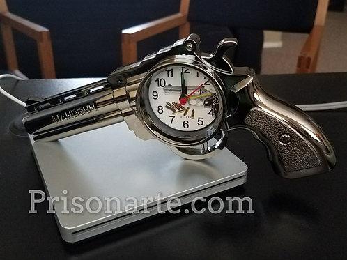 Handgun Clock