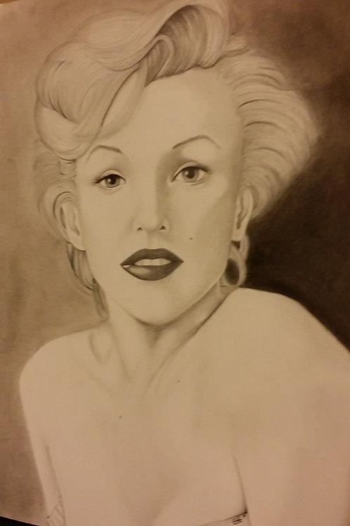 "Marilyn Monroe-Artist ""Che"""