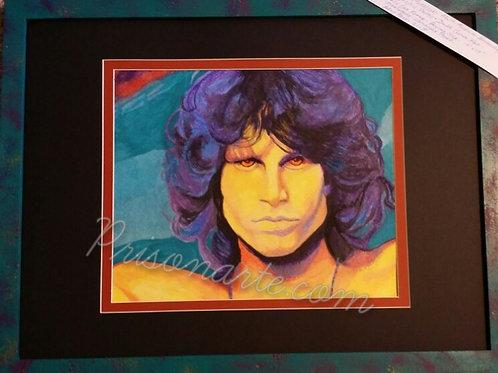 "Jim Morrison-Artist ""Darrel W"""