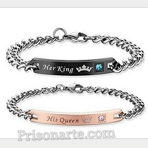 His Hers Bracelets