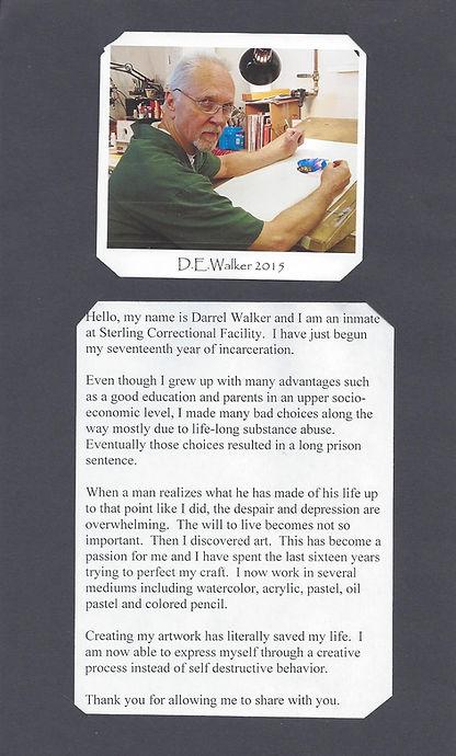 D Walker Artist