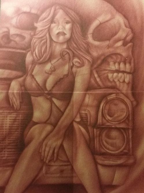 Homegirl two toned - Artist Sean S