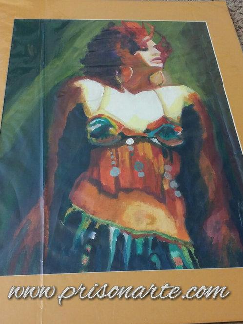 Gypsy - Artist Walker