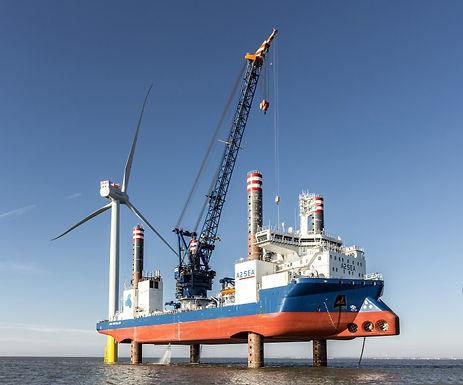 Hornsea 1 Offshore wind farm - PFA