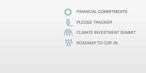 Climate Investment Coalition - Event Platform