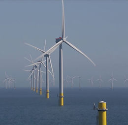 Walney Wind Farm - PFA, PKA